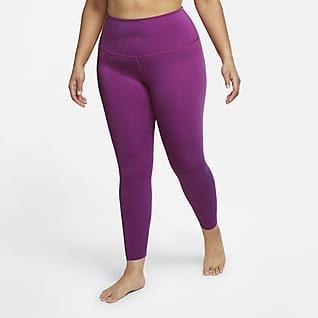 Nike Yoga Women's 7/8 Tights (Plus Size)