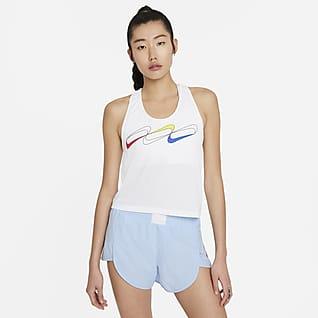 Nike Dri-FIT Retro 女款跑步無袖上衣