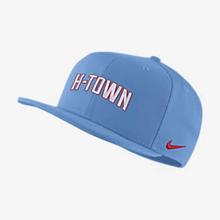 Houston Rockets City Edition Czapka NBA Nike Pro