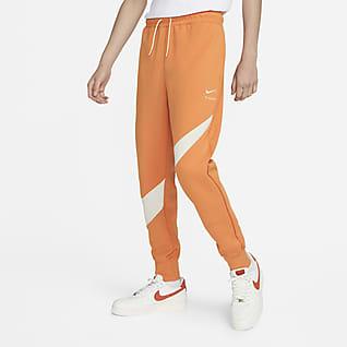 Nike Sportswear Swoosh Tech Fleece Byxor för män