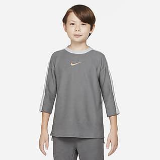 Nike Yoga Big Kids' (Boys') French Terry Top