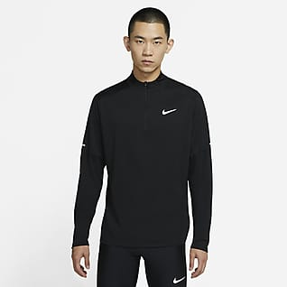 Nike Dri-FIT Element 男款半開襟式跑步上衣