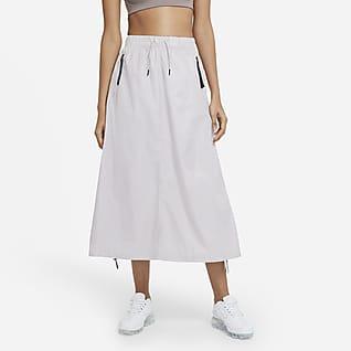 Nike Sportswear Tech Pack Vævet nederdel til kvinder