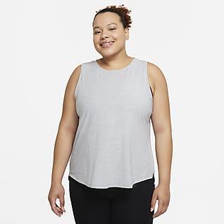 Nike Dri-FIT One Luxe Women's Standard Fit Tank (Plus Size)