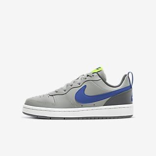Nike Court Borough Low 2 Calzado para niños talla grande