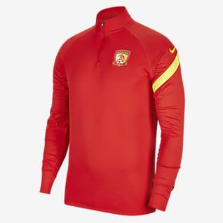 广州 Academy Pro 男子足球训练上衣