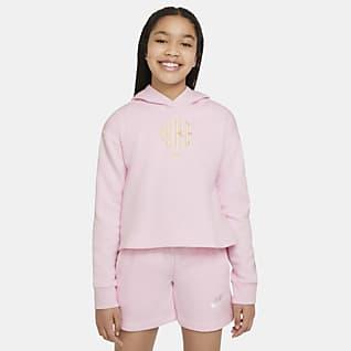 Nike Sportswear Big Kids' (Girls') French Terry Hoodie