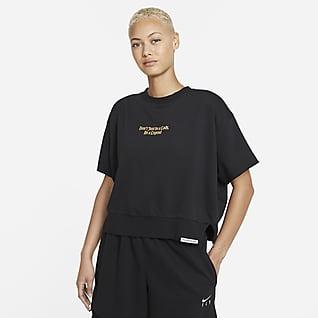 Nike Dri-FIT Standard Issue Basketballoberteil für Damen