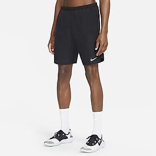 Nike Challenger Løbeshorts med indershorts til mænd