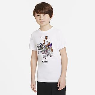 Nike Dri-FIT LeBron Big Kids' (Boys') Basketball T-Shirt