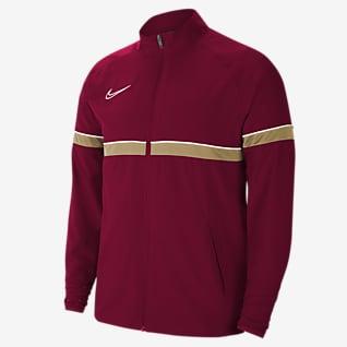 Nike Dri-FIT Academy Męska dresowa bluza piłkarska z tkaniny