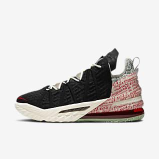 LeBron 18 Basketbol Ayakkabısı