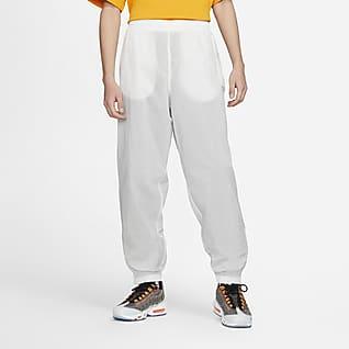 Nike x Kim Jones Sportovní kalhoty sceloplošným potiskem
