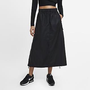Nike Sportswear Tech Pack Γυναικεία υφαντή φούστα