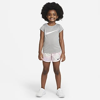 Nike Dri-FIT Little Kids' Tie-Dye T-Shirt and Shorts Set