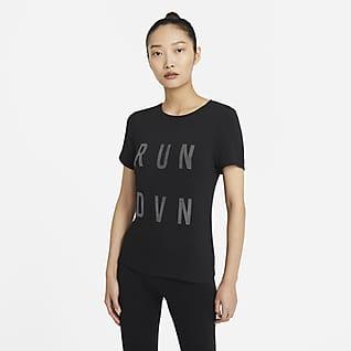 Nike City Sleek Run Division Women's Short-Sleeve Running Top
