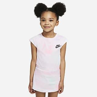 Nike Vestido con teñido batik para bebé