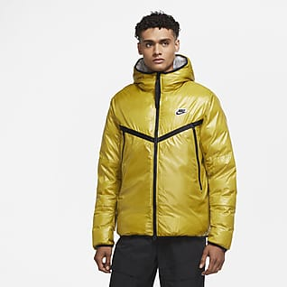 Nike Sportswear Synthetic-Fill Windrunner Chamarra Repel para hombre
