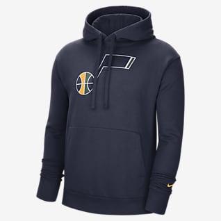 Utah Jazz Essential Men's Nike NBA Pullover Hoodie