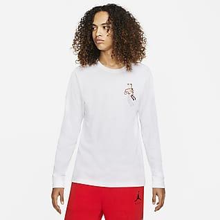 Jordan Jumpman Langarm-T-Shirt für Herren