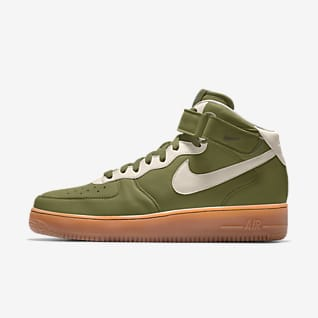 Nike Air Force 1 Mid By You Zapatillas personalizables - Mujer