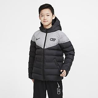CR7 Big Kids' Padded Soccer Jacket