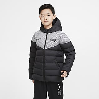 CR7 Older Kids' Padded Football Jacket