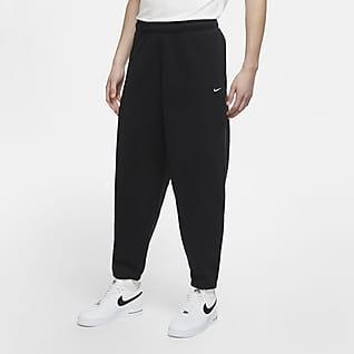 NikeLab Pantalones con efecto lavado para hombre