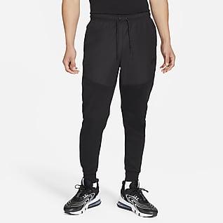 Nike Sportswear กางเกงจ๊อกกิ้ง Tech Fleece ผู้ชาย