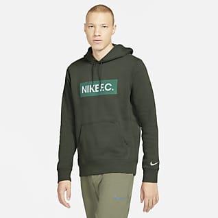 Nike F.C. Men's Pullover Fleece Soccer Hoodie