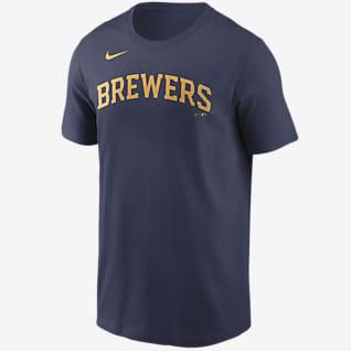 MLB Milwaukee Brewers (Christian Yelich) Men's T-Shirt