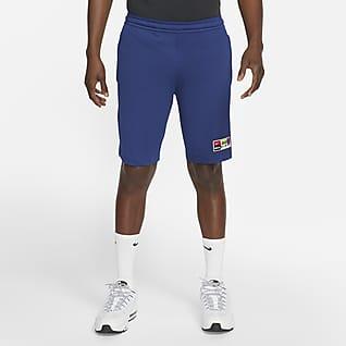 Nike F.C. Dri-FIT Ανδρικό πλεκτό ποδοσφαιρικό σορτς