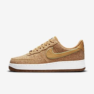 air force 1 nere oro