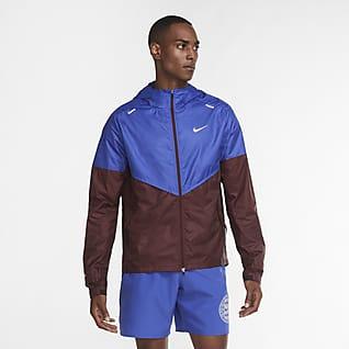 Nike Shieldrunner Løpejakke til herre