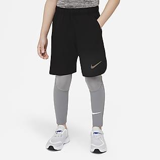 Nike Pro Mallas para niños talla pequeña