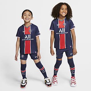 Paris Saint-Germain 2020/21 Domicile Tenue de football pour Jeune enfant