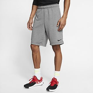 Nike Dri-FIT Men's Fleece Training Shorts