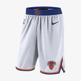 New York Knicks Pantalons curts Nike NBA Swingman - Home