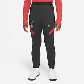 Atlético Madrid Strike Older Kids' Nike Dri-FIT Knit Football Pants