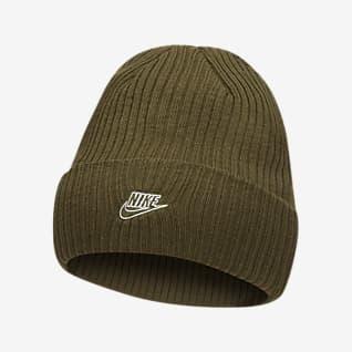 Nike Sportswear Шапка с отворотом