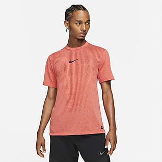 Nike Pro Dri-FIT ADV Prenda para la parte superior de manga corta para hombre