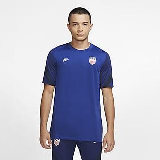 U.S. Strike Men's Short-Sleeve Soccer Top