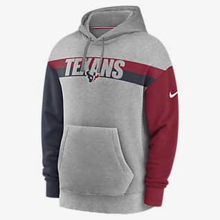 Nike Wordmark (NFL Texans) Men's Hoodie