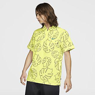 Nike SB Gewebtes Skateboard-Poloshirt für Herren