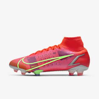 Nike Mercurial Superfly 8 Elite FG Voetbalschoen (stevige ondergrond)