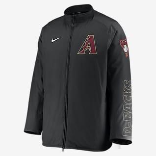Nike Dugout (MLB Arizona Diamondbacks) Men's Full-Zip Jacket