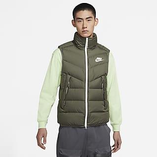 Nike Sportswear Down-Fill Windrunner 男子马甲