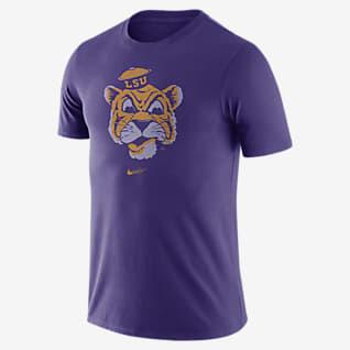 Nike College (LSU) Men's Logo T-Shirt