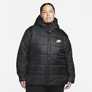 Nike Sportswear Therma-FIT Repel Chamarra para mujer de talla grande