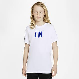 Inter Milan T-shirt til større børn